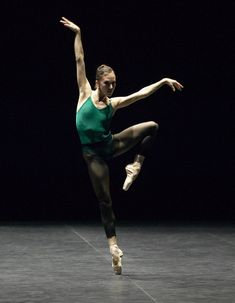 Strength of a Ballerina