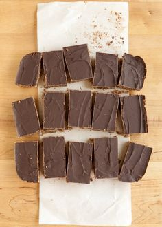 #Recipe: Peanut Butter & Chocolate Energy Bars