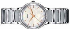 Rado Centrix Jubilé La firma suiza vuelve a innovar con un reloj de líneas puras que se convierte en un elegante objeto de deseo.