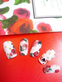 Japanese design nail