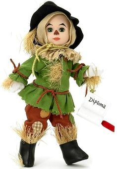 Madame Alexander 8 Inch Wizard Of Oz Hollywood Collection Doll – Scarecrow
