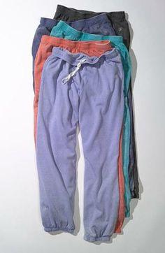 The coziest sweatpants.