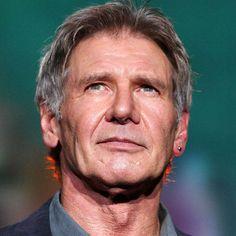 Harrison Ford aka Indiana Jones  sexy with gray