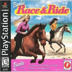 Barbie Race and Ride « Game Searches