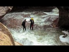 The Subway Hike @ Zion National Park -