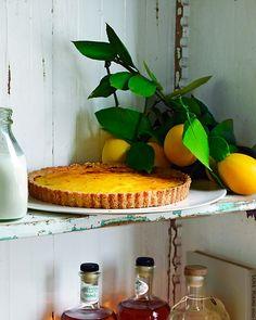 meyer lemon tart?