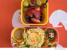 Bento Lunch Boxes - Healthy Lunch Ideas for Kids - Parenting.com