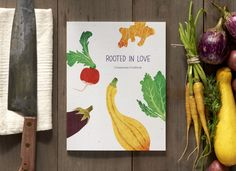 Rooted in Love Wedding by Spencer Paul Bagley, via Behance