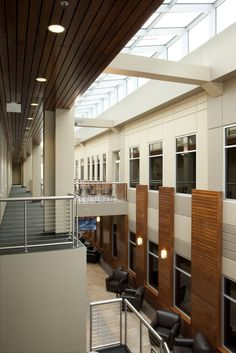 The #wm #Denver team provided interior #architecture  #interiordesign services for a 2-story #office building #CRE