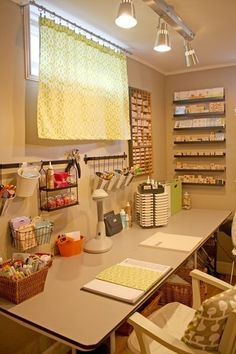 """craft room organization"" #furniture #painting #craftroom #inspiration"