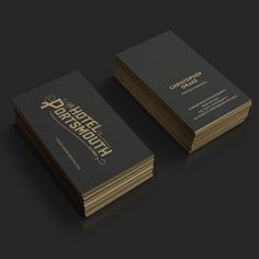 Business Cards, In Progress by AG Fabrega
