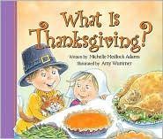 Story time tradition on Thanksgiving Day.  Teaching the true meaning of Thanksgiving.