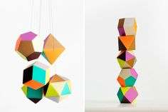 20 Hanging Mobiles that Aren't Just for Nurseries via Brit + Co.