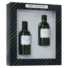 Men's Grey Flannel Fragrance Gift Set by Geoffrey Beene - 2 pc
