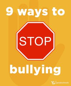 Advice from real parents on how to stop #bullying