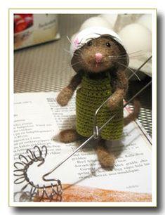 Little boy mouse
