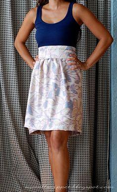 easy dress tutorial!!
