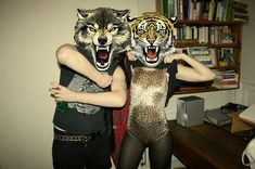 wolf, tiger, photography, hybrid