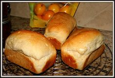 Homemade 'King's Hawaiian' bread...