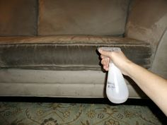 How to Clean Microfiber Furniture: Chris and Robin's Nest