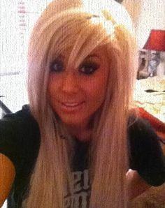 i love love love love her hair chelsea houska   Tumblr
