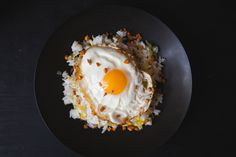 ginger fried rice for Food52