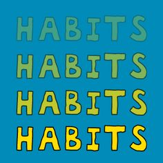HabitsRepeatFour