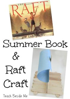 Summer Book and Craft- The Raft