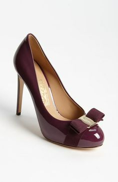 Salvatore Ferragamo 'Rilly' Pump | Nordstrom