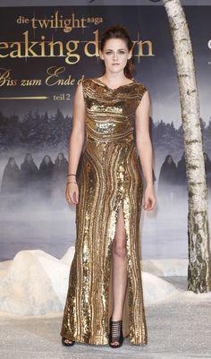 Kristen Stewart in ELIE SAAB