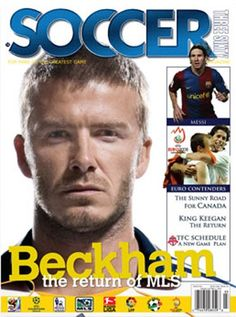 Soccer Three Sixty Magazine « Delay Gifts