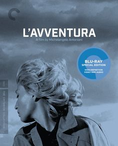 L'Avventura - Blu-Ray (Criterion Region A) Release Date: November 25, 2014 (Amazon U.S.)