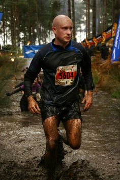"""Matt Elvidge, Senior Consultant continues with his adrenalin fuelled social activities and put himself through Hell Runner.    Matt comments """"1hr 45min of mud, sweat and hills...not dissimilar to a day in recruitment - punishment of the sole and redemption of the mind, I certainly needed a sense of humour ! """""""