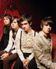 Panic! At The Disco - The Beginnings (A Fever You Can't Sweat Out, 2005)