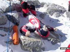 Dead Bodies On Mount Everest