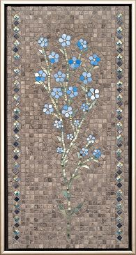 lovely mosaic panel by Minna Floman