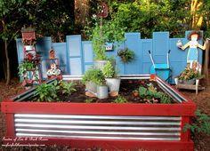 Build A Raised Bed Garden ~ Our Fairfield Home and Garden