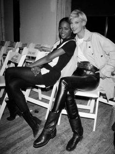 Fashion Rewind: Everyone's Favorite '90s Supermodels