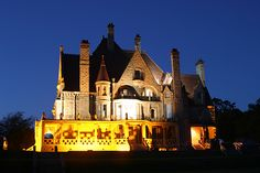 Craigdarroch Castle in Victoria, BC is hosting a Halloween Film Festival this year! Check out more spooktacular October things to do here: http://www.tourismvictoria.com/events/halloween/events/