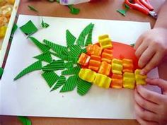P is for Pineapple craft