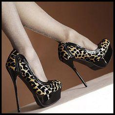 shoes, platform, leopard shoe, fashion, high heel, leopards, animal prints, heels, leopard prints