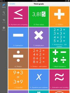 IXL Math App