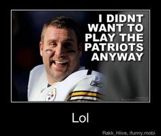 #Patriots and #Ravens fans should enjoy this one.
