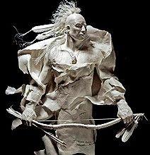Incredible PAPER sculptures!