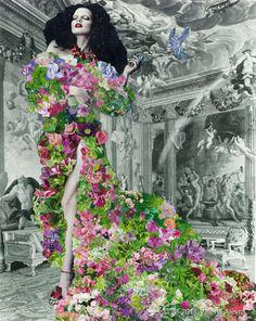 A collage by Valeria Alevra.