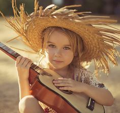 cute guitar player