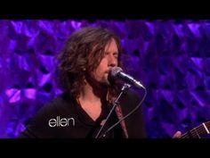 Jason Mraz Sings 'I Won't Give Up'