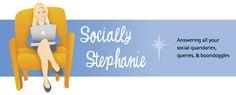 Socially Stephanie: Self-Branding