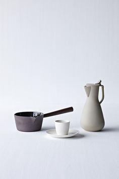Ceramic Paint / Collection Cornwall | Flickr - by kirstie - http://www.flickr.com/photos/kirstievn