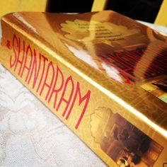 Shantaram - unusually good book!